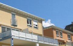 Reihenmehrfamilienhäuser in Weingarten